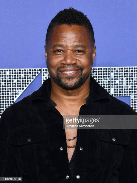 Cuba Gooding Jr attends the Rocketman New York Premiere at Alice Tully Hall on May 29 2019 in New York City