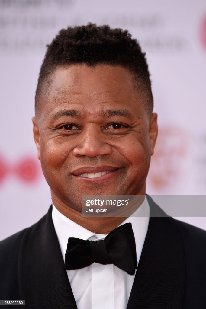 Cuba Gooding Jr. attends the Virgin TV BAFTA Television Awards at The Royal Festival Hall on May 14, 2017 in London, England.