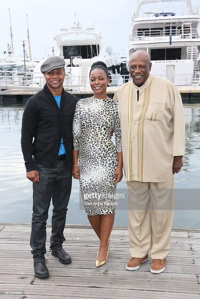 'The Book Of Negroes' : Photocall - MIPCOM 2014 In Cannes : News Photo