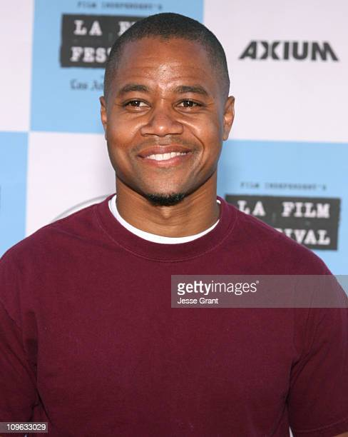 """Cuba Gooding Jr. During 2007 Los Angeles Film Festival - """"Talk To Me"""" Screening at Mann Village Theatre in Los Angeles, California, United States."""