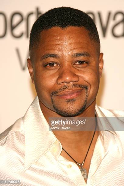 Cuba Gooding Jr during Robert Cavalli Vodka brand launch party at Private Residence in Holmby Hills in Holmby Hills California United States