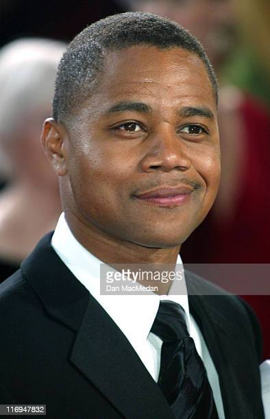 Cuba Gooding Jr during The 75th Annual Academy Awards Arrivals at The Kodak Theater in Hollywood California United States