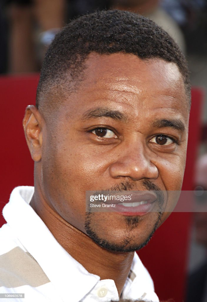Cuba Gooding Jr. during World Premiere of 'Superman Returns' - Arrivals at Mann's Village and Bruin Theaters in Westwood, California, United States.
