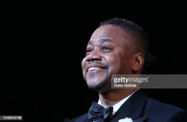 Cuba Gooding Jr returns to Broadway in Chicago on October 9 2018 at the Ambassador Theatre in New York City