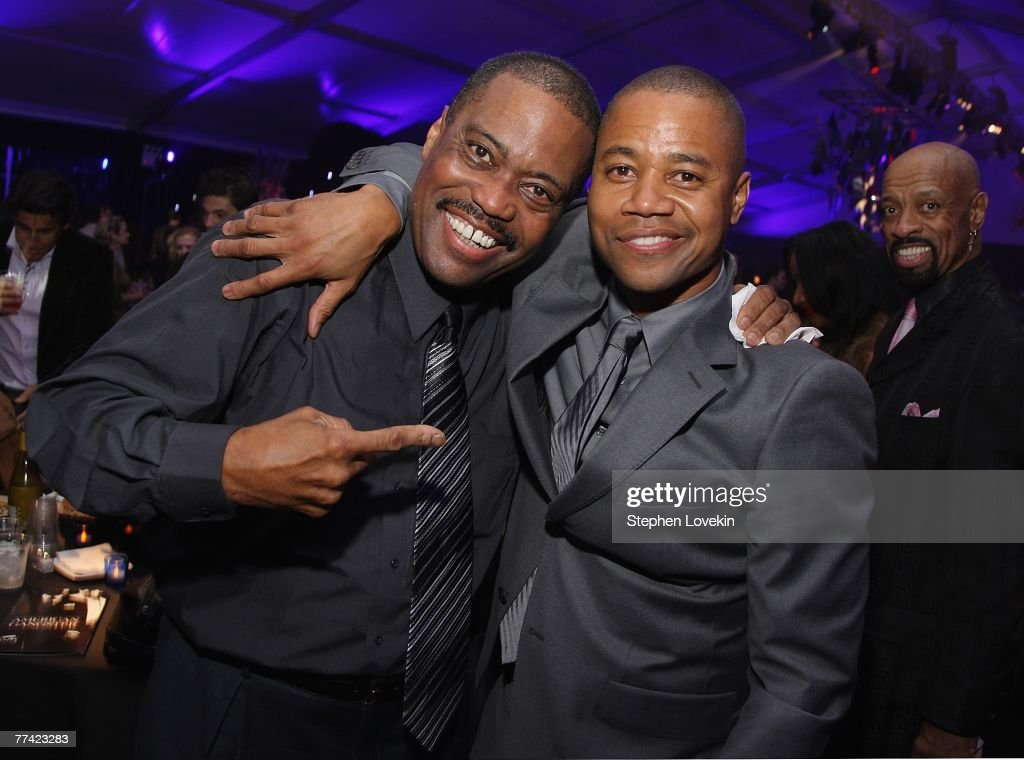American Gangster Premiere After Party : News Photo