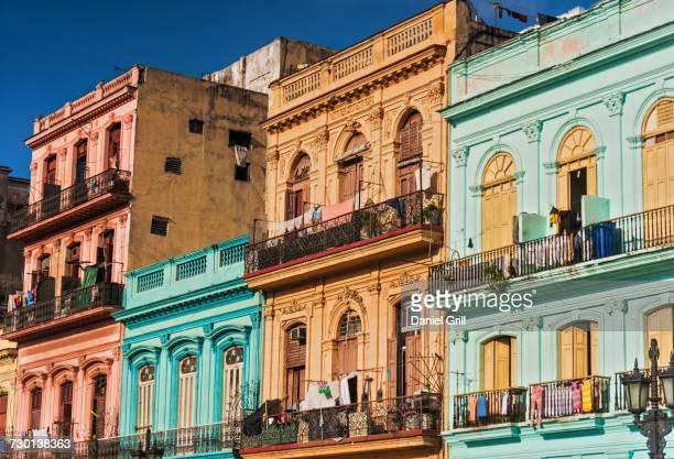 Cuba, Havana, Colonial architecture