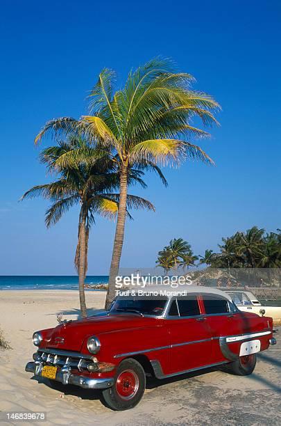 Cuba, Havana, Santa Maria del Mar beach