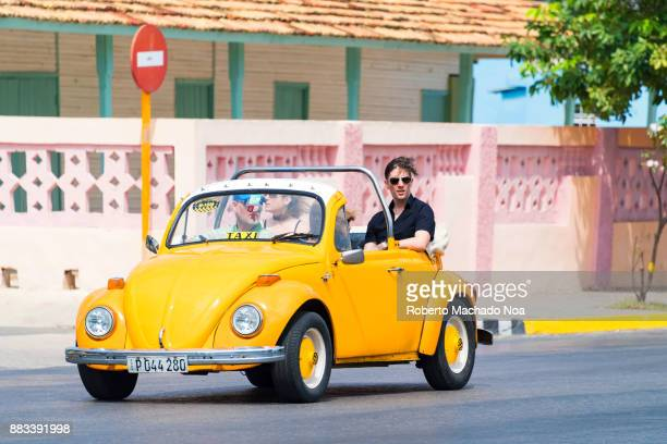 Cuba Old obsolete cars driving The island is known for the diversity of vintage cars still driving They have become a tourist attraction