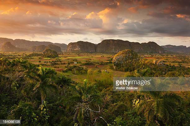 cuba, pinar del rio province, vinales - valle de vinales stock-fotos und bilder
