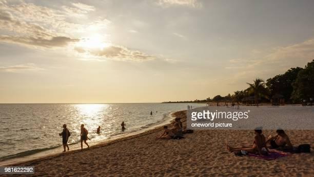 Cuba Sancti Sp'ritus Playa Ancon The Beach of Playa Ancon