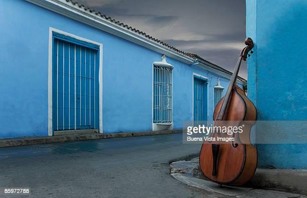 Cuba. Santiago de Cuba. Calle Heredia.