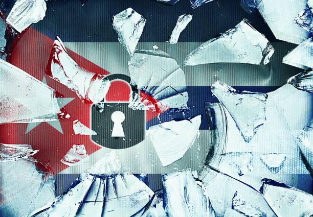 Cuba security concept