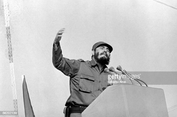 Cuba Speech of Fidel Castro about 1960
