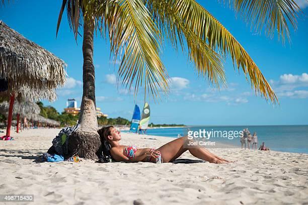 Kubanische Strand-Urlaub
