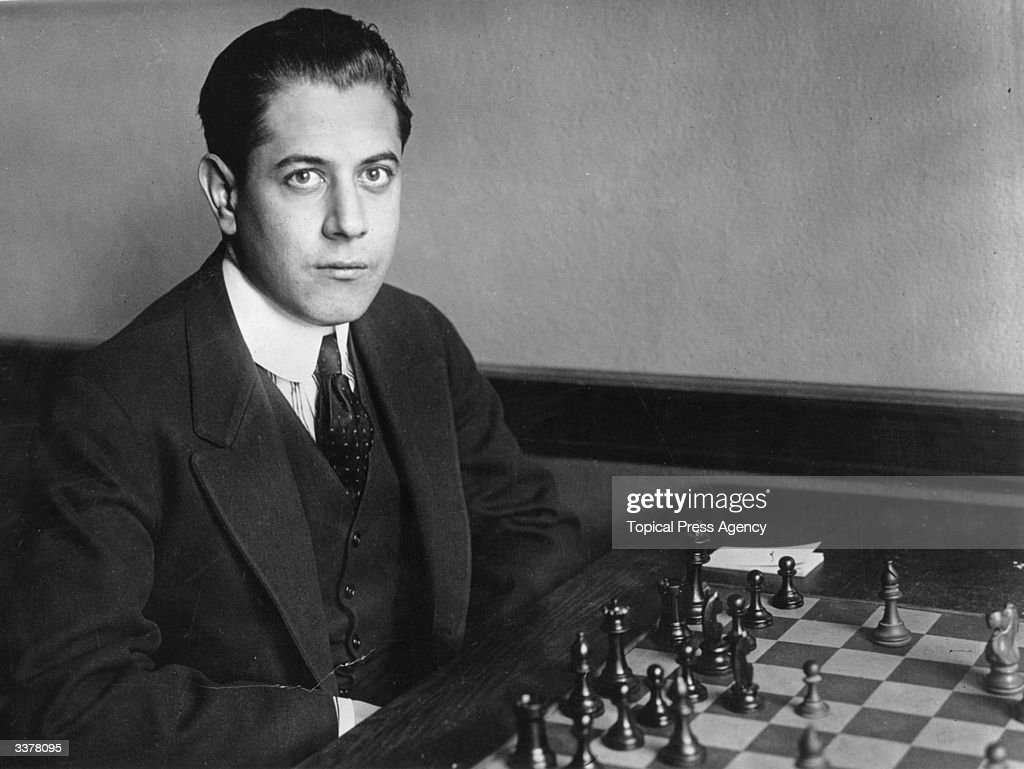 Capablanca : News Photo