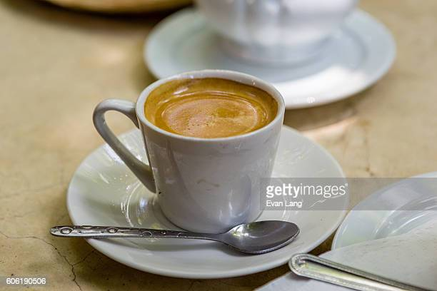 cuban coffee - cuban culture stock pictures, royalty-free photos & images