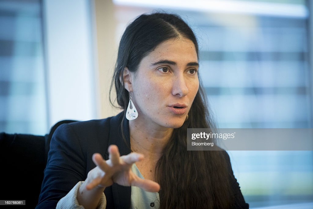 Cuban Dissident Yoani Sanchez Interview
