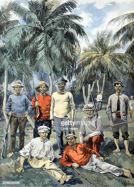 Cuban Insurgents during SpanishAmerican War 1898