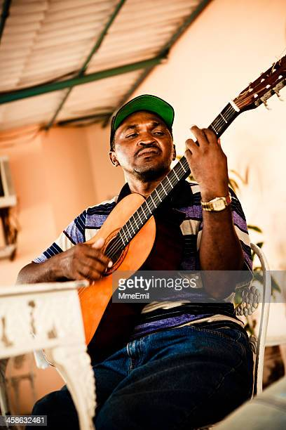 cuban musician - varadero beach stock pictures, royalty-free photos & images