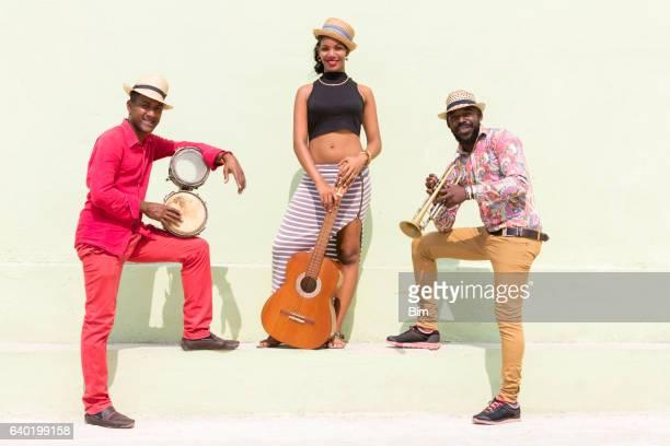 Musiciens de Cuba
