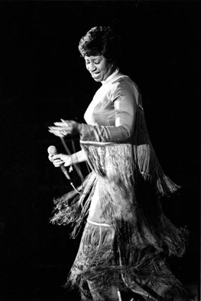 CUB: 21st October 1925 - Singer Celia Cruz Is Born