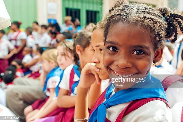 Cuban schoolchildren