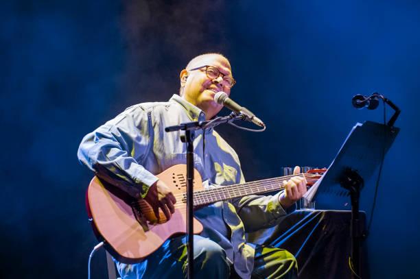 ESP: Pablo Milanes  Concert In Madrid