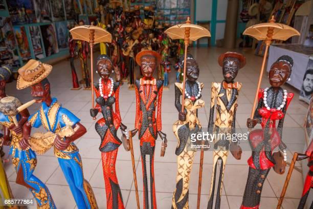 cuban souvenirs - cuban doll stock pictures, royalty-free photos & images