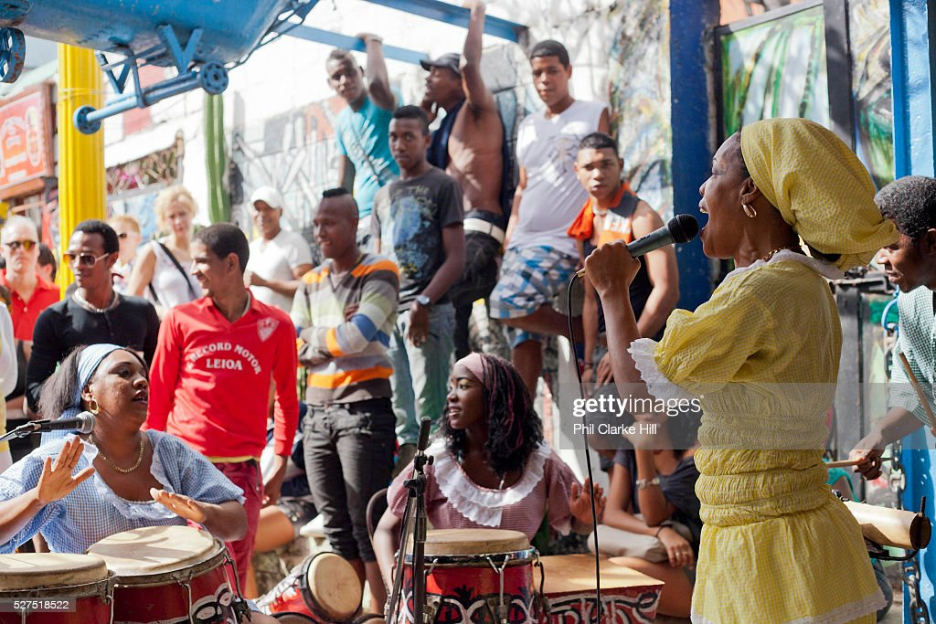Cuba - Travel - Havana at work and play : News Photo