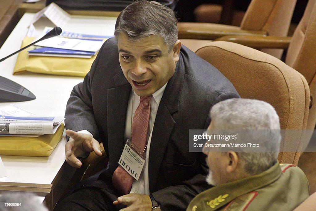 Cuba Selects Successor To Fide...