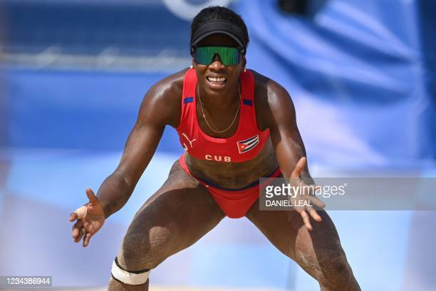 JPN: Beach Volleyball - Olympics: Day 10