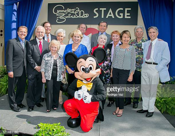 Cubby O'Brien Tommy Cole Bobby Burgess Sharon Baird Darleen Gillespie Glen Holt Sherry Alberoni Bob Iger Nancy Abbate Doreen Tracey Mary Espinosa...