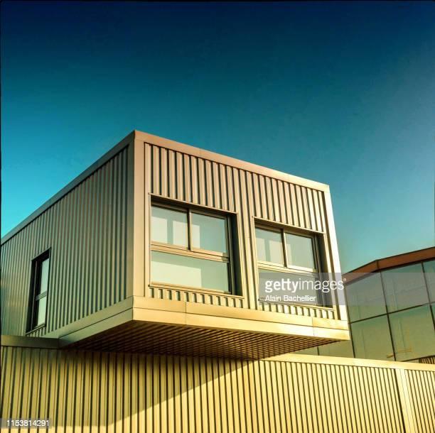 cube - alain bachellier photos et images de collection