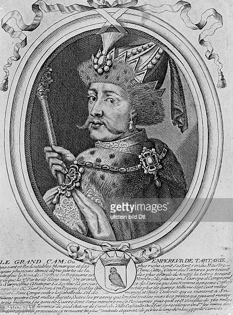 Cubilai / Kubilai Chan 2309121518021294mongolischer Herrscher Enkel Dschingis Chansseit 1260 Grosschan der Mongolen / herrscher über China seit 1264...