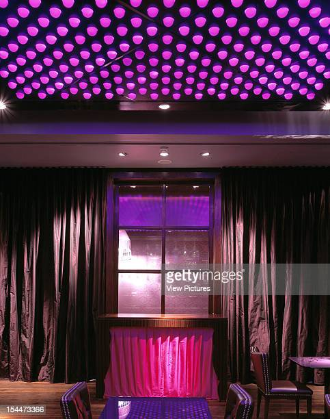 Cuckoo Club London United Kingdom Architect Blacksheep Cuckoo Club Upper Bar Towards Dj Booth