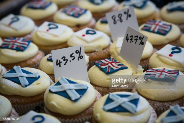 Cuckoo's Bakery reveal the result of the cupcakes referendum that the bakery has been holding since March 7 by selling Yes No and undecided cupcakes...