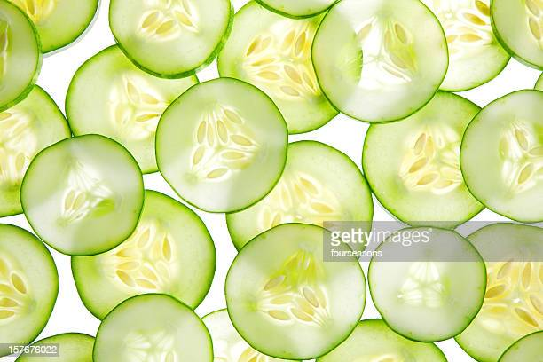 cucumber background - cucumber stock pictures, royalty-free photos & images