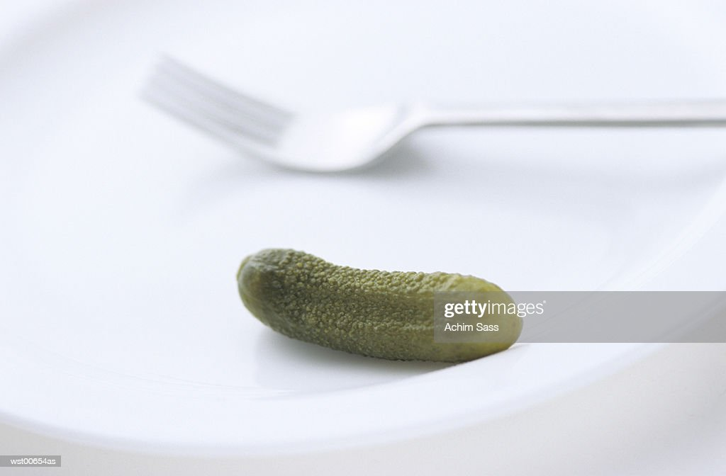 Cucumber, close up : Stock Photo