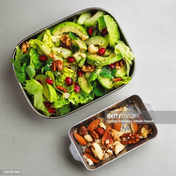 Cucumber power salad