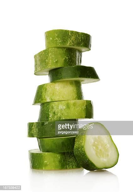 Cucumber tower