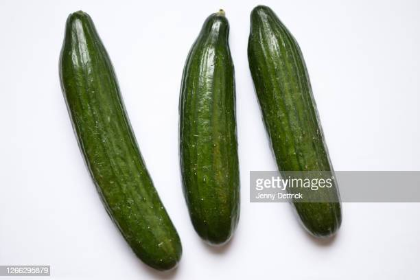 cucumbers - cucumber stock pictures, royalty-free photos & images