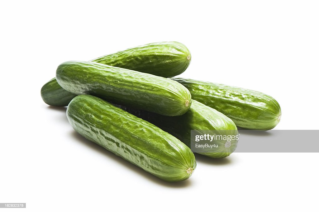 Cucumbers : Stock Photo