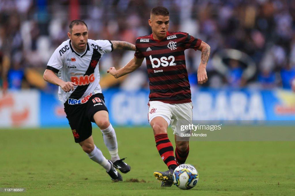 Vasco v Flamengo - State Championship Final 1 : News Photo