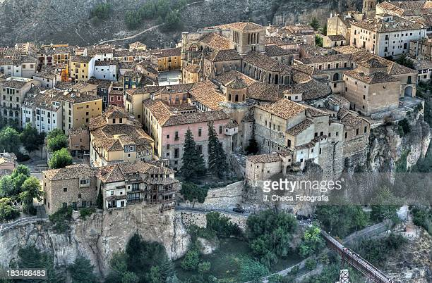 Cuenca from the height