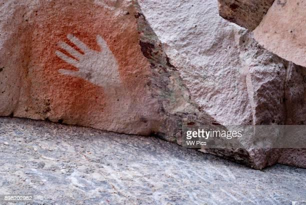Cueva de las Manos del Rio Pinturas Cave of the Hands Patagonia Province of Santa Cruz Argentina