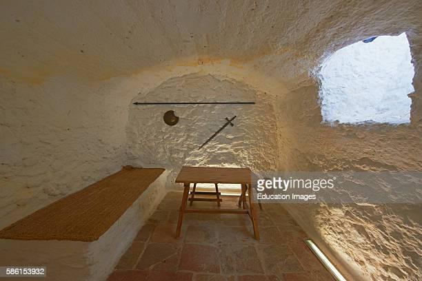 Cueva de Medrano That is supposed to be Miguel de Cervantes' prison Argamasilla de Real province CastillaLa Mancha Route of Don Quixote Spain