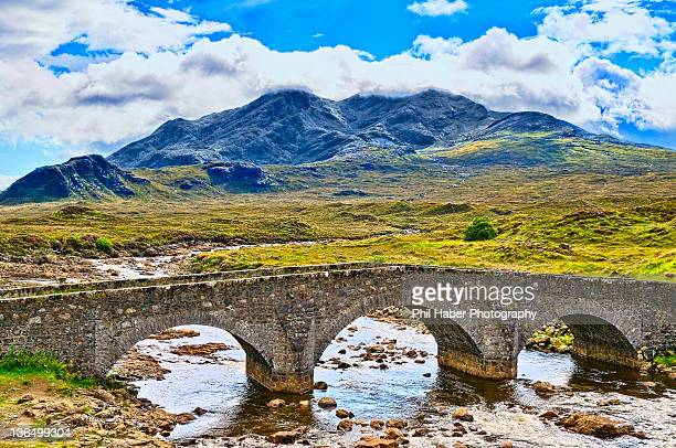 cuillin hills, isle of skye - phil haber stock pictures, royalty-free photos & images