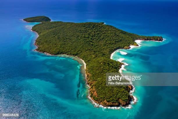 culebra,puerto rico - paisajes de puerto rico fotografías e imágenes de stock
