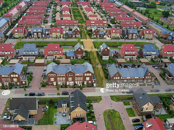 Culemborg residential area