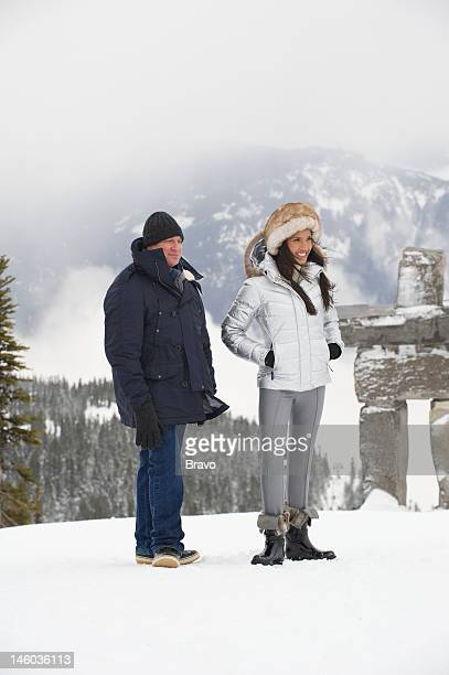 TOP CHEF Culinary Games Episode 915 Pictured Judges Tom Colicchio Padma Lakshmi